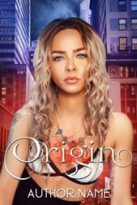ORIGIN the cover.
