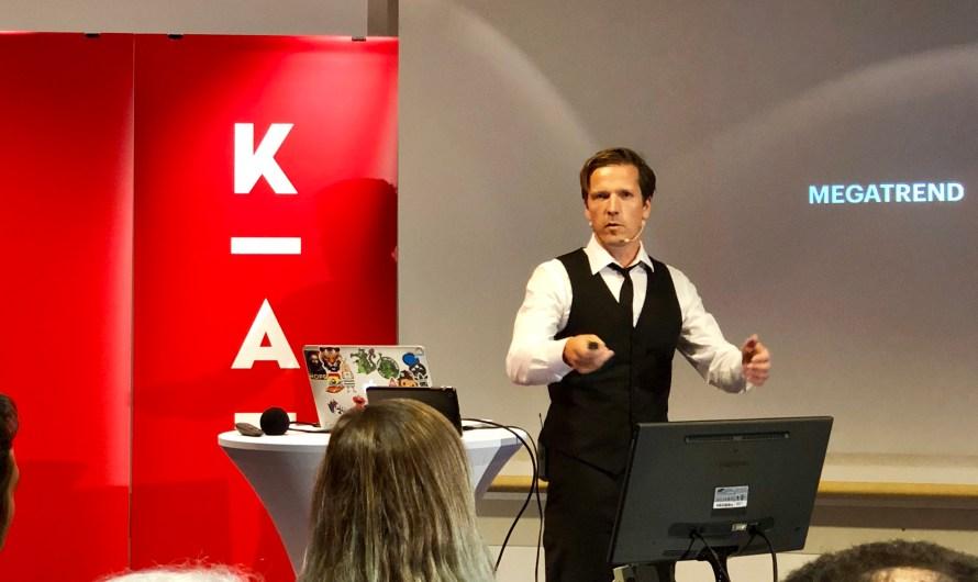 """""""Wie Künstliche Intelligenz die Kreativwirtschaft revolutioniert"""" – Kreativwirtschgaftsgespräche am 22.10.2018"""
