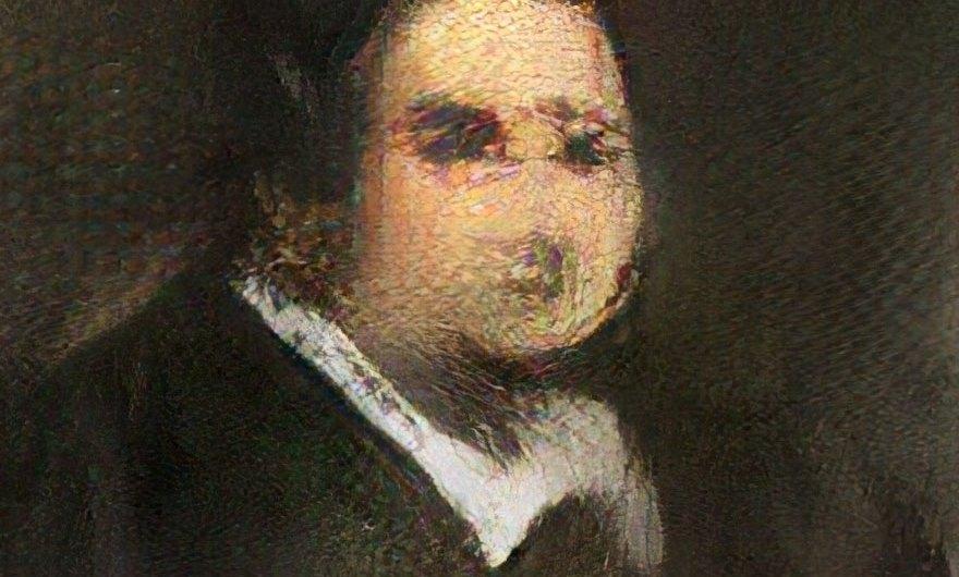 Auktionshaus Christie's versteigert AI Kunstwerk