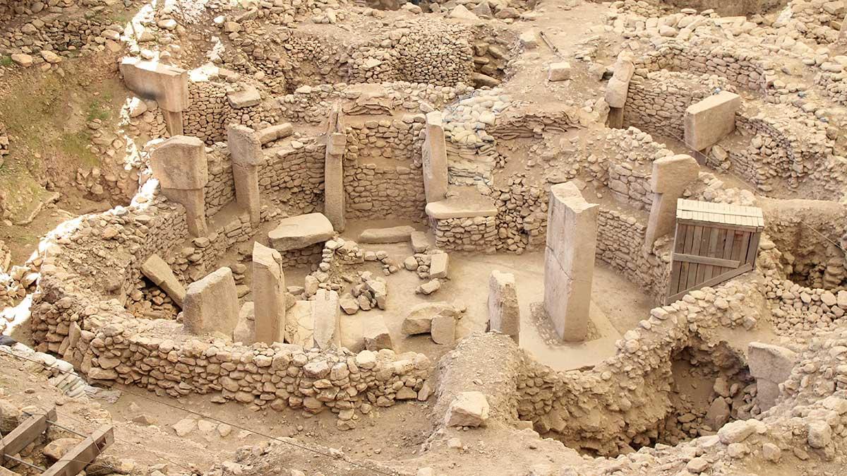 Der Göbelki Tepe Tempel, Wiege der Menschheit