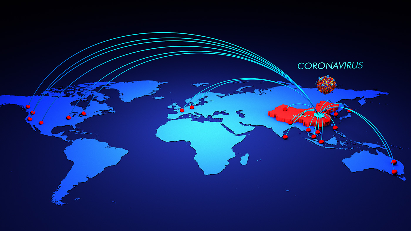 Künstliche Intelligenz sagte Coronavirus Ausbruch voraus