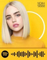 Noah 9000 Spotify Code