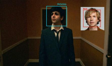 Paul McCartney Beck DeepFake