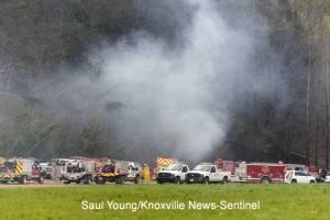 Sevierville Helicopter Crash