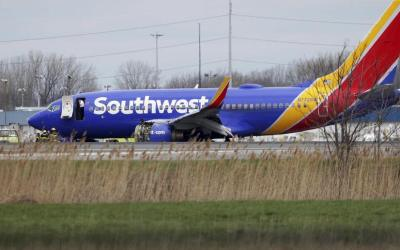 Southwest Emergency Landing – Philadelphia – 4-17-2018