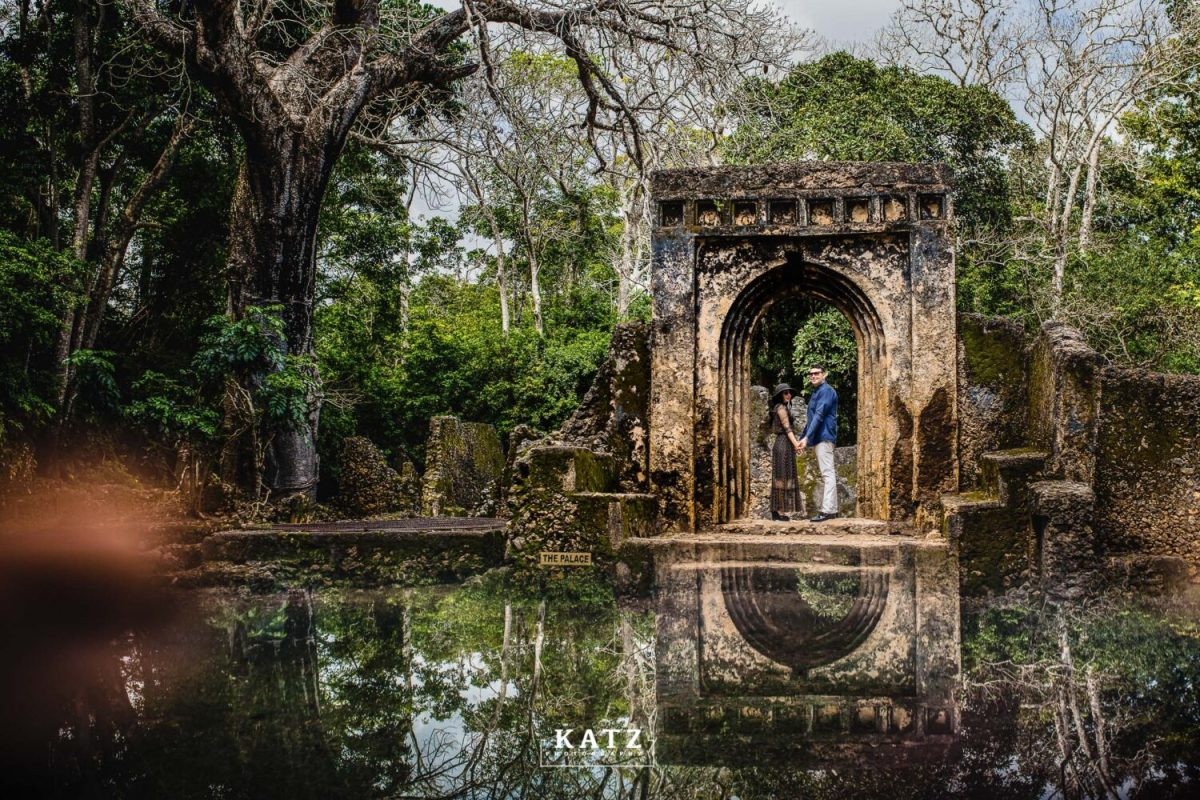 38 gede ruins malinid wedding photography in kenya
