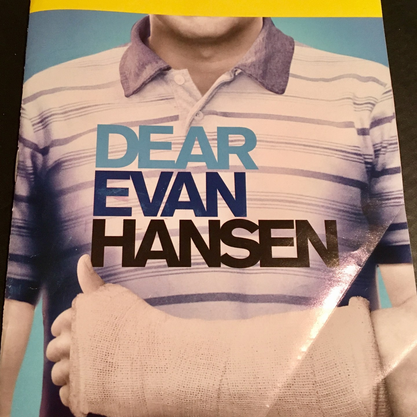 Dear Evan Hansen & Preview Footsteps of Peace