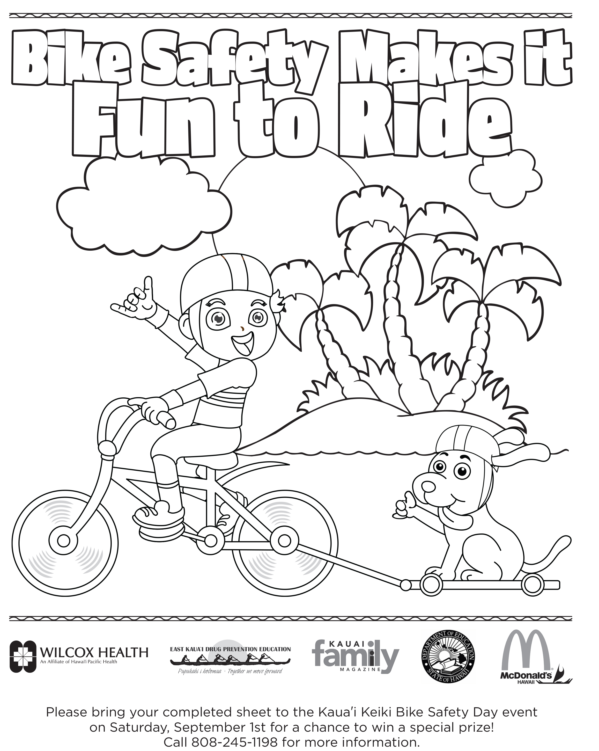 mcgruff the crime dog internet safety coloring book. check ...