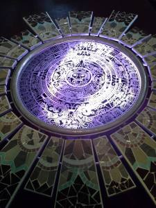 Mayan Calendar LED project