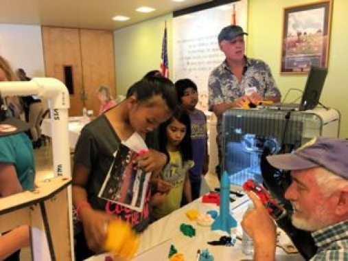 2016 Kauai Science Fair