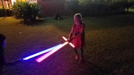 Light Saber Duel