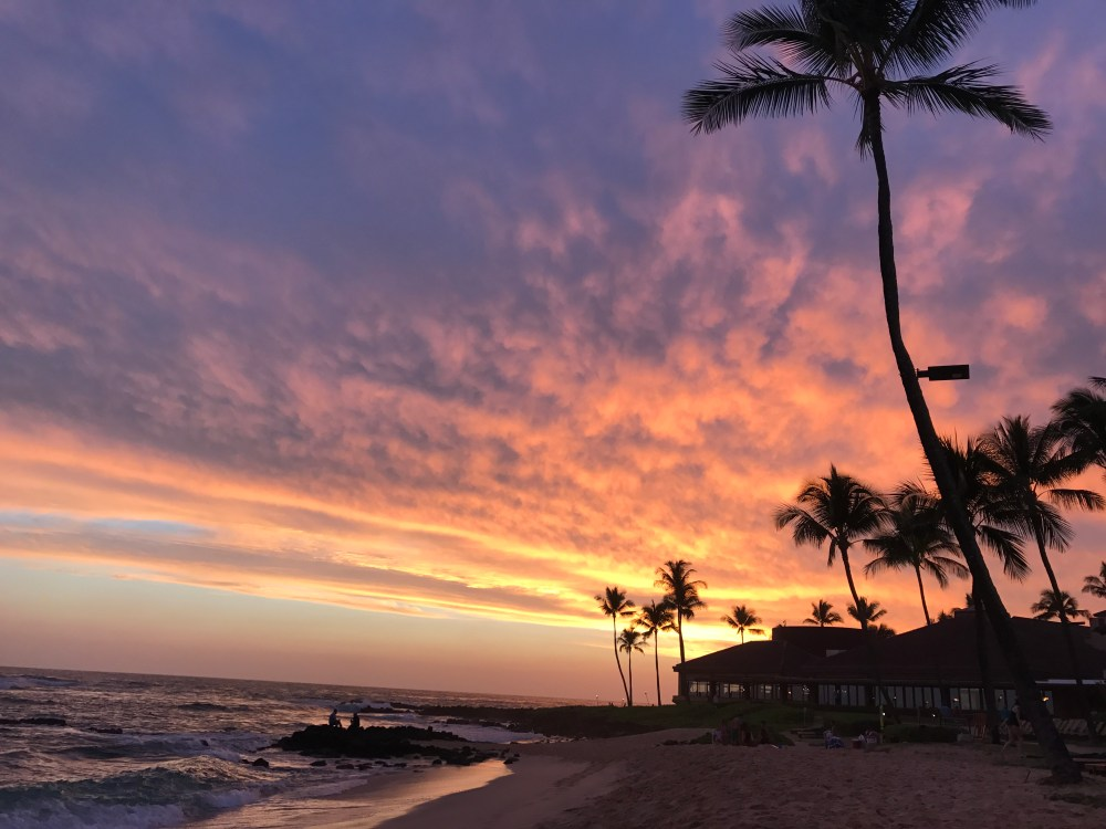 Poipu Sunset Kauai Real Estate Advisor
