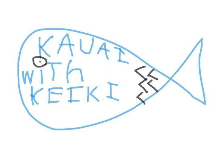 Kauai with Keiki