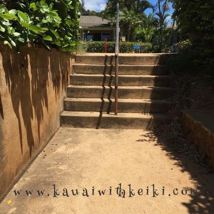 Stairs for Beach Access
