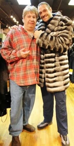 Marc Kaufman Furs Presents a men's chinchilla fur jacket from Marc Kaufman Furs New York,fur coats in Argentina,fur coats in Columbia,fur coats in Mexico,fur coats in Australia,fur coats in South Africa,fur coats in Kuwait,fur coats in Tunisia,fur coats in Jordan,fur coats in Israel,fur coats in Germany,fur coats in India,fur coats in Egypt