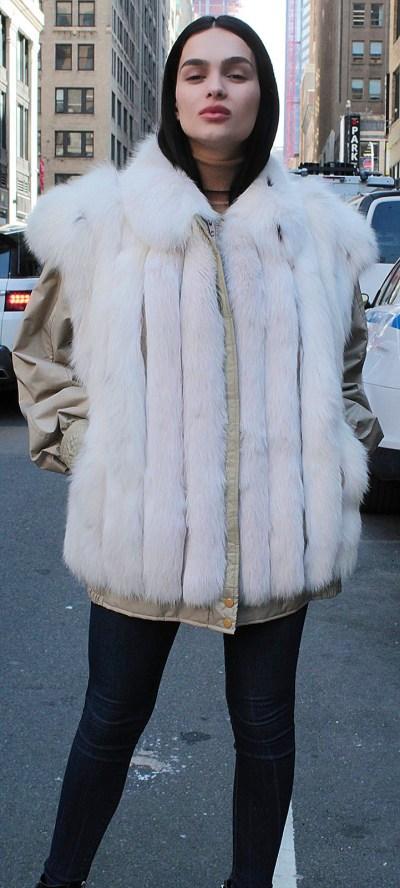 Used Furs Estate Furs   MARC KAUFMAN FURS