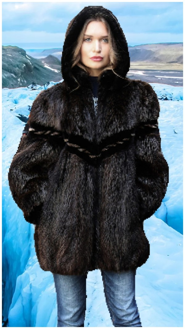 furs for woman