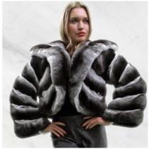 chinchilla fur coats