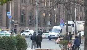 Dėl į Kauną atvežtų eurų buvo sutrikęs eismas mieste