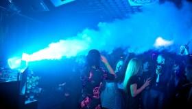 Šeštadienio naktis klube