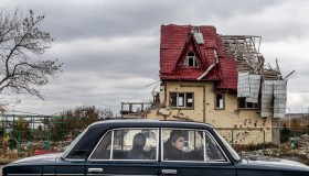 Artūras Morozovas nominuotas Oskarui už Ukrainos įamžinimą