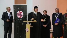 LSU rektoriaus inauguracija 08