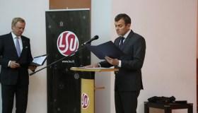 LSU rektoriaus inauguracija 14