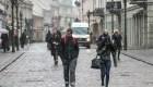 Žiemiškas oras Kaune