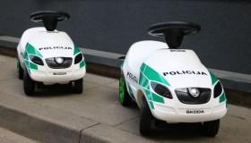 Nauji policijos automobiliai