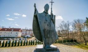 Popiežiaus Jono Pauliaus II vizitas Kaune