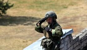Karinės pratybos Kazlų Rūdoje