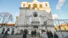 Švč. Sakramento bažnyčia Kauno senamiestyje