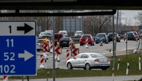 Automobilių spūstis Islandijos plente