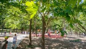 Aleksoto parko atidarymas