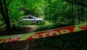 Kleboniškio miškas, kur rastas nužudyto vyro kūnas
