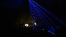 Šviesos instaliacija XI (Marvos) forte
