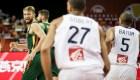 Lietuva-Prancūzija pasaulio krepšinio čempionato antrame etape