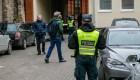 N. Venckienė atvežta į Kauno apylinkės teismą