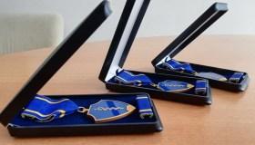 A. Veryga sukūrė medalį medikams