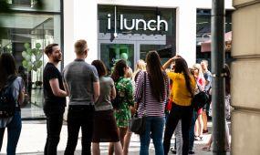 """Vienybės aikštėje duris atvėrė restoranas """"iLunch"""""""