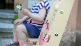 Saugaus vaiko kėdutės