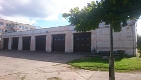 Priešgaisrinės apsaugos ir gelbėjimo departamento pasatų rekonstrukcija