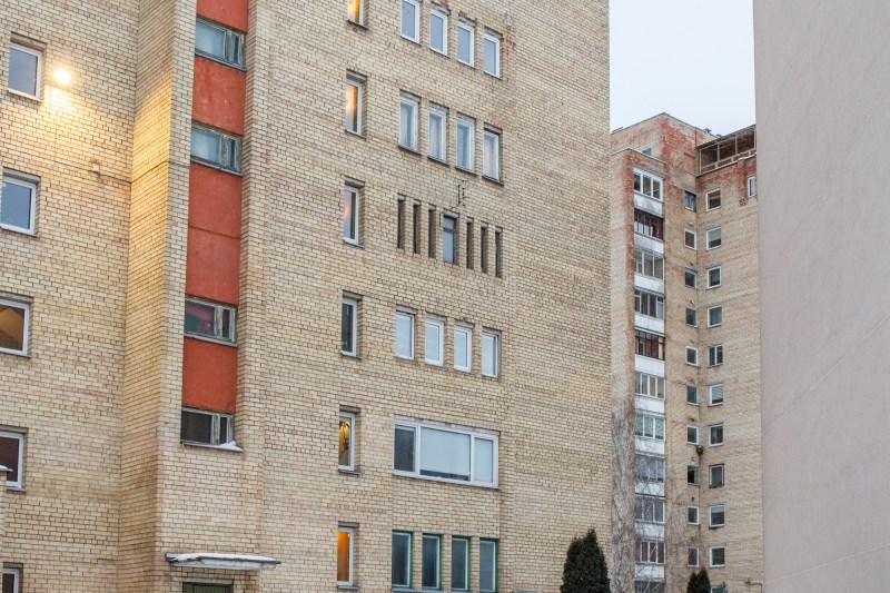 Bermudų trikampis - gyvenamasis kvartalas Dainavoje