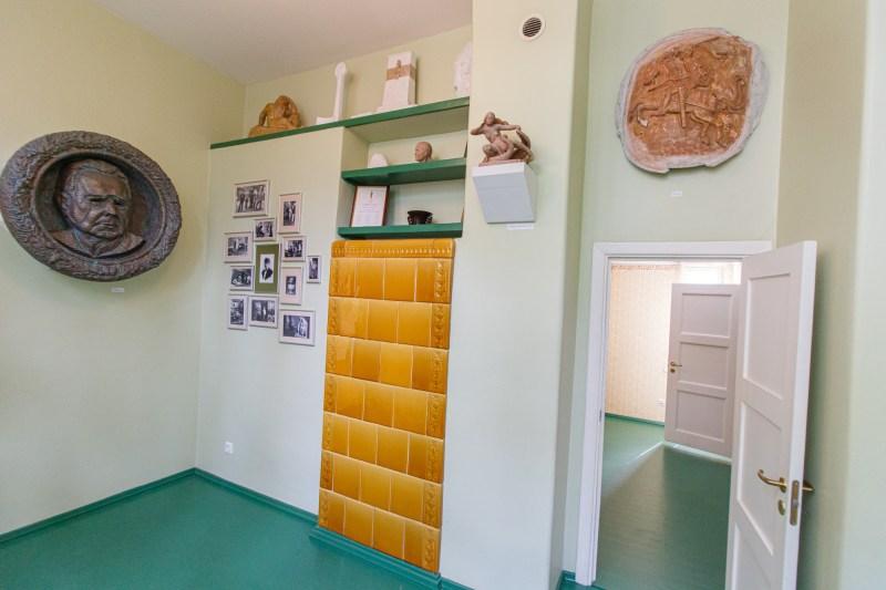 Salomėjos Nėries ir Bernardo Bučo namai-muziejus