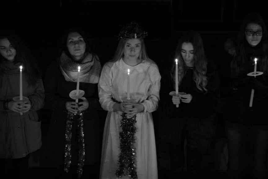 Šv. Liucijos diena Kauno Ev. Liuteronų bažnyčioje