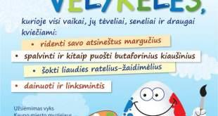 Vaikučių Velykėlės Kaune