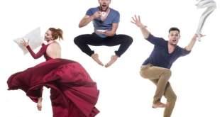 lietuviško šiuolaikinio šokio rytas Edinburge
