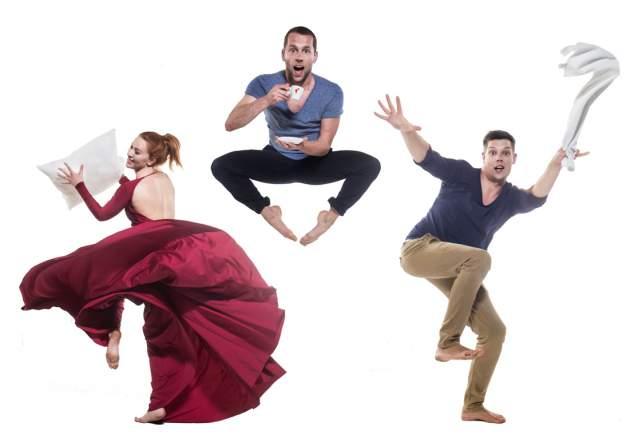 Optimistinis lietuviško šiuolaikinio šokio rytas Edinburge