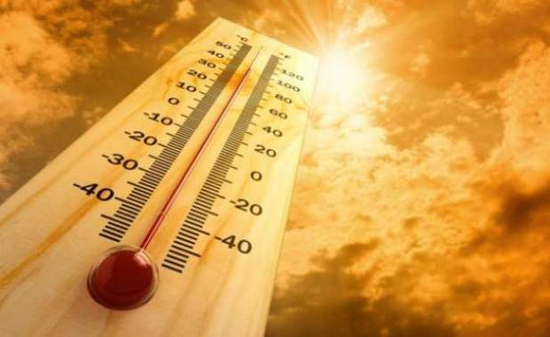 Kaip elgtis per karščius