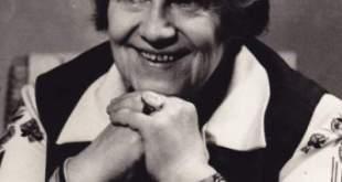 A. Liobytė. Vilnius, 1974 m.